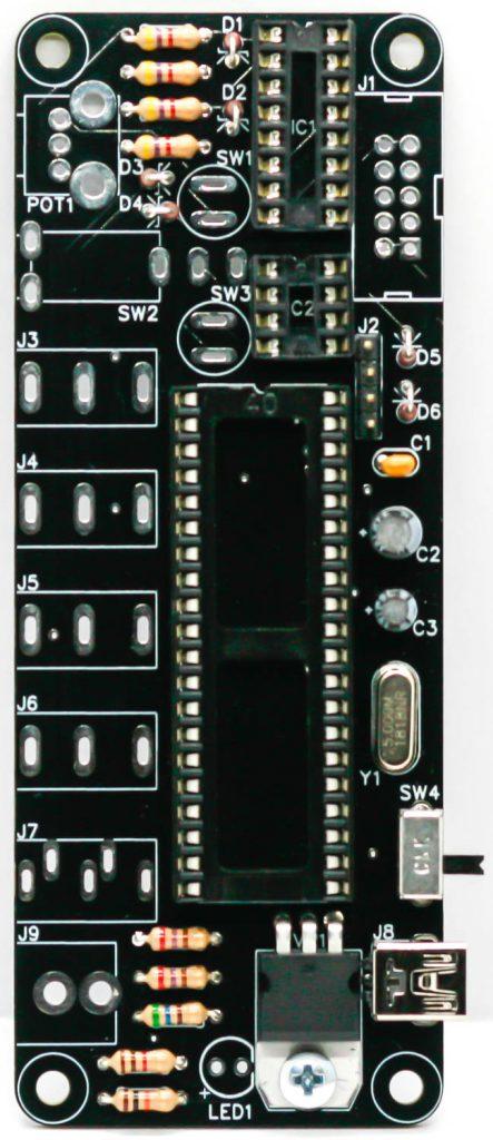 VID PIX CONSOLE SWITCH & USB JACK