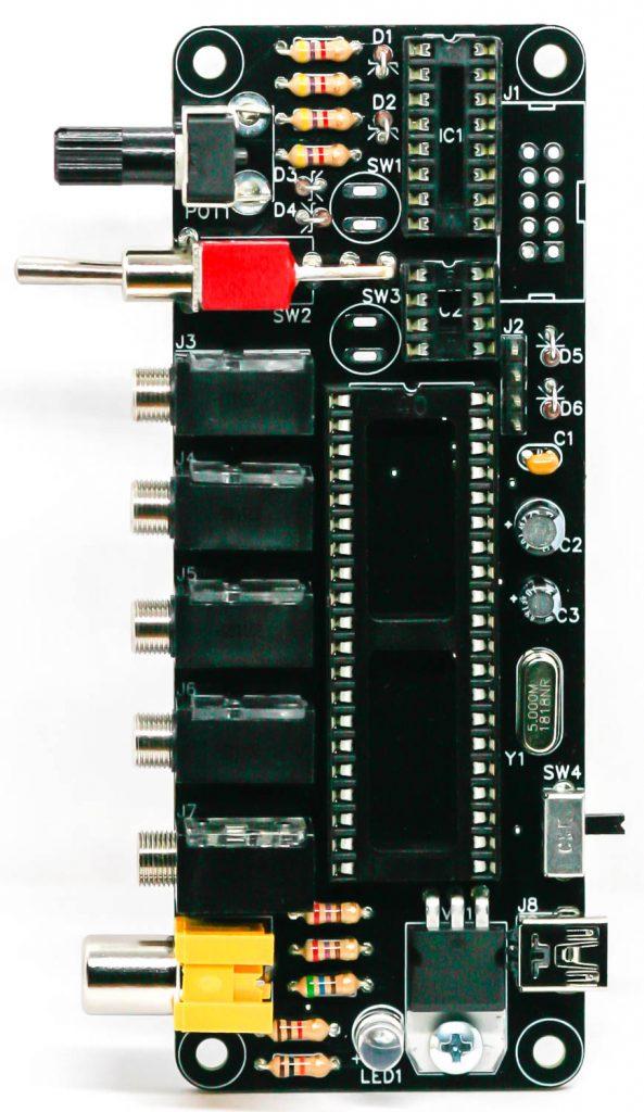 VID PIX I/O Components